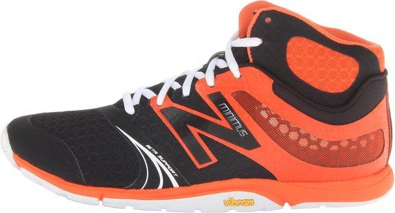 New Balance Men S Mx20v3 Minimus Mid Cut Training Shoe