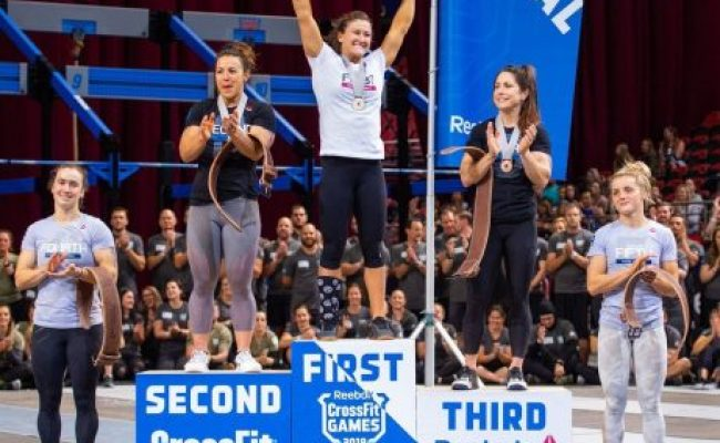 Crossfit Games 2018 Results Highlights And More