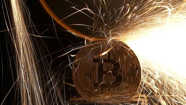 Bei der Ausgabe von cryptocurrencies, Diebstahl ist alltäglich