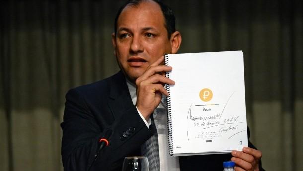 Kryptonite vs Superman: Venezuela new currency idea