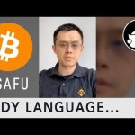 Body Language: Binance Bitcoin Hack Changpeng Zhao #SAFU