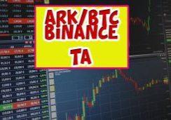 ARK / BTC technical analysis [BINANCE]