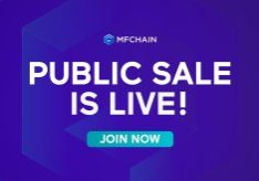 Bnb coin is now accepted for mfchain platform