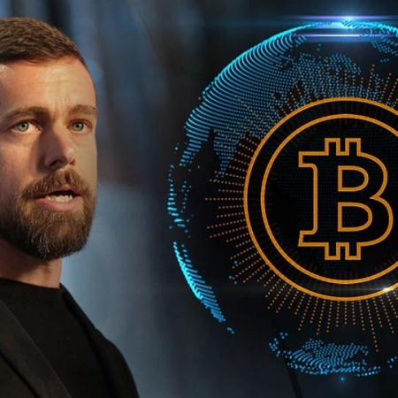 Bitcoin over $50,000, supported by Square