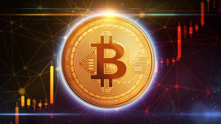 Bitcoin's price is now moving to $54k