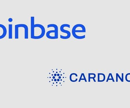Cardano's ADA now tradable via Coinbase