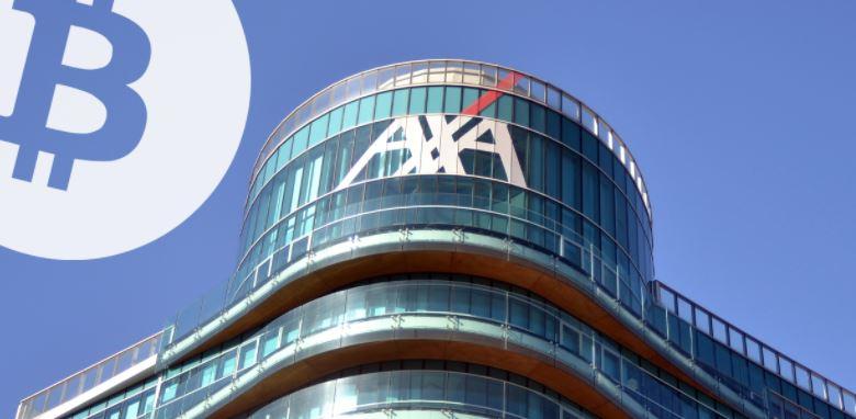 Insurance giant AXA to start bitcoin trading