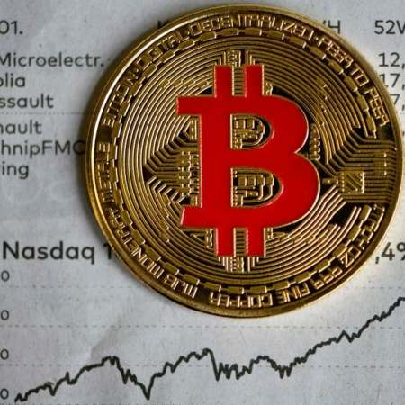Bitcoin's price hits another high record