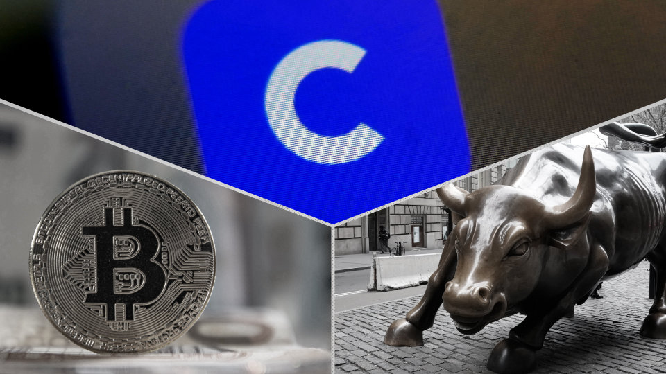 Coinbase valuation exceeded $100 billion