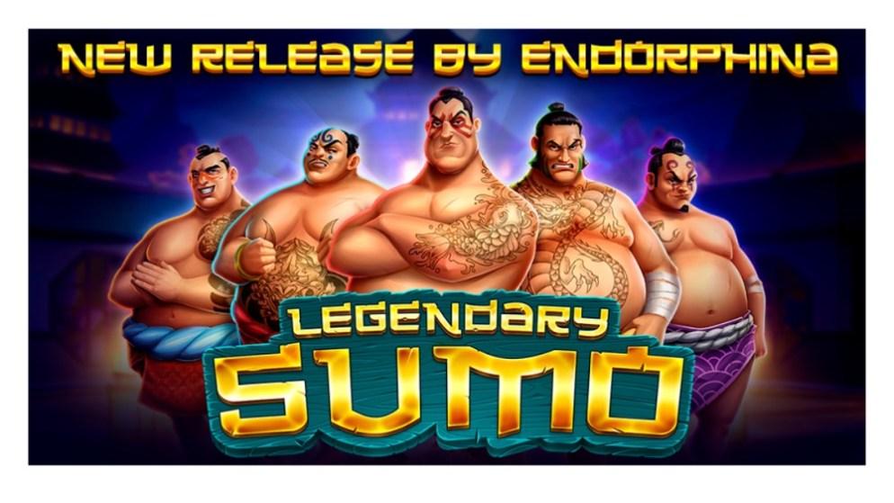 "Endorphina releases new slot called ""Legendary Sumo"""