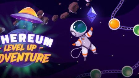Ethereum Level Up Adventure at Winz.io