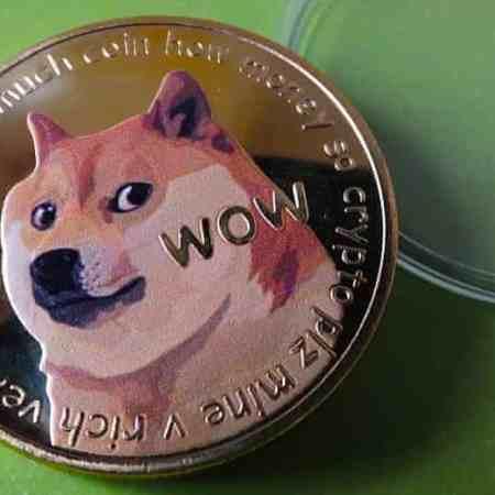 Dogecoin capitalisation exceeded $88 billion