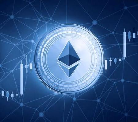 Ethereum's price is on the rise