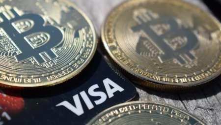 "Visa dives to cryptocurrencies in a ""very, very big way"""