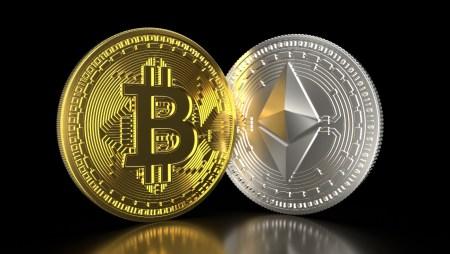 Bitcoin versus Ether