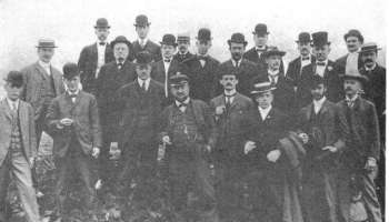 Mosquito conference saved lives in 1905