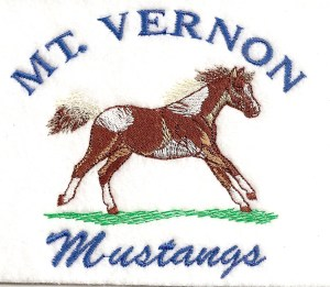 MT Vernon Mustangs - Adver-Tees Best Deal on Shirts