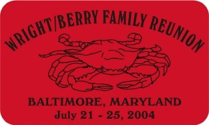 Wright Berry Family Reunion - Adver-Tees Best Deal on Shirts