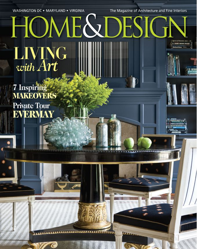 Design and decor magazine for Deco design magazine