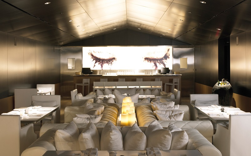 Top 10 Best Interior Design Projects by Philippe Starck
