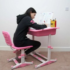 Best Study Chair Tablecloth And Covers Minuet Pink Desk Is Kids Pal  Quality