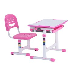 Study Table And Chair For Kids Drop Arm Best Desk Quality Children Desks Chairs  Height