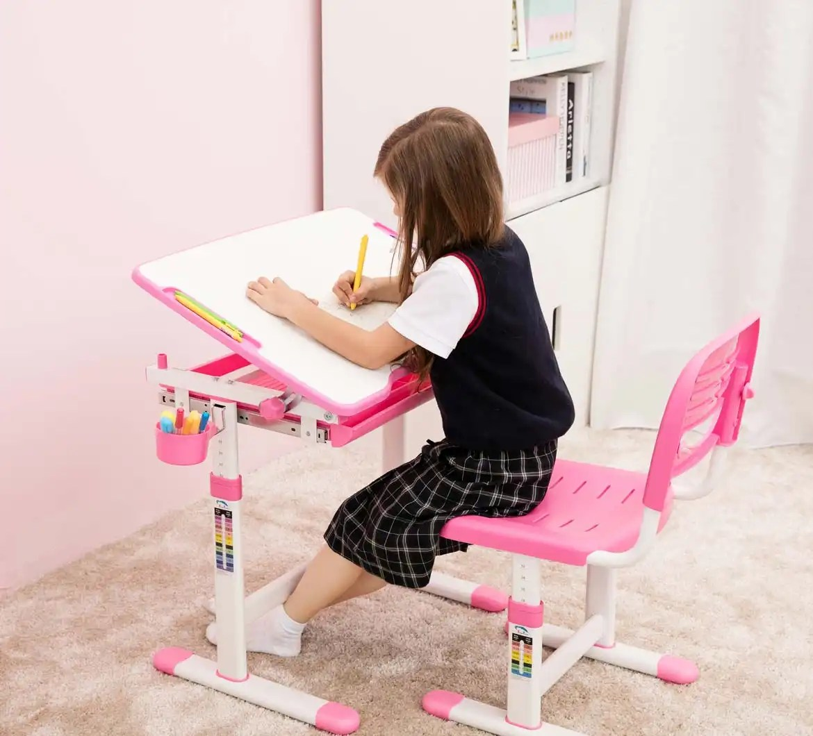 kids desk chairs uk top rated high beautiful pink for girls  best quality children