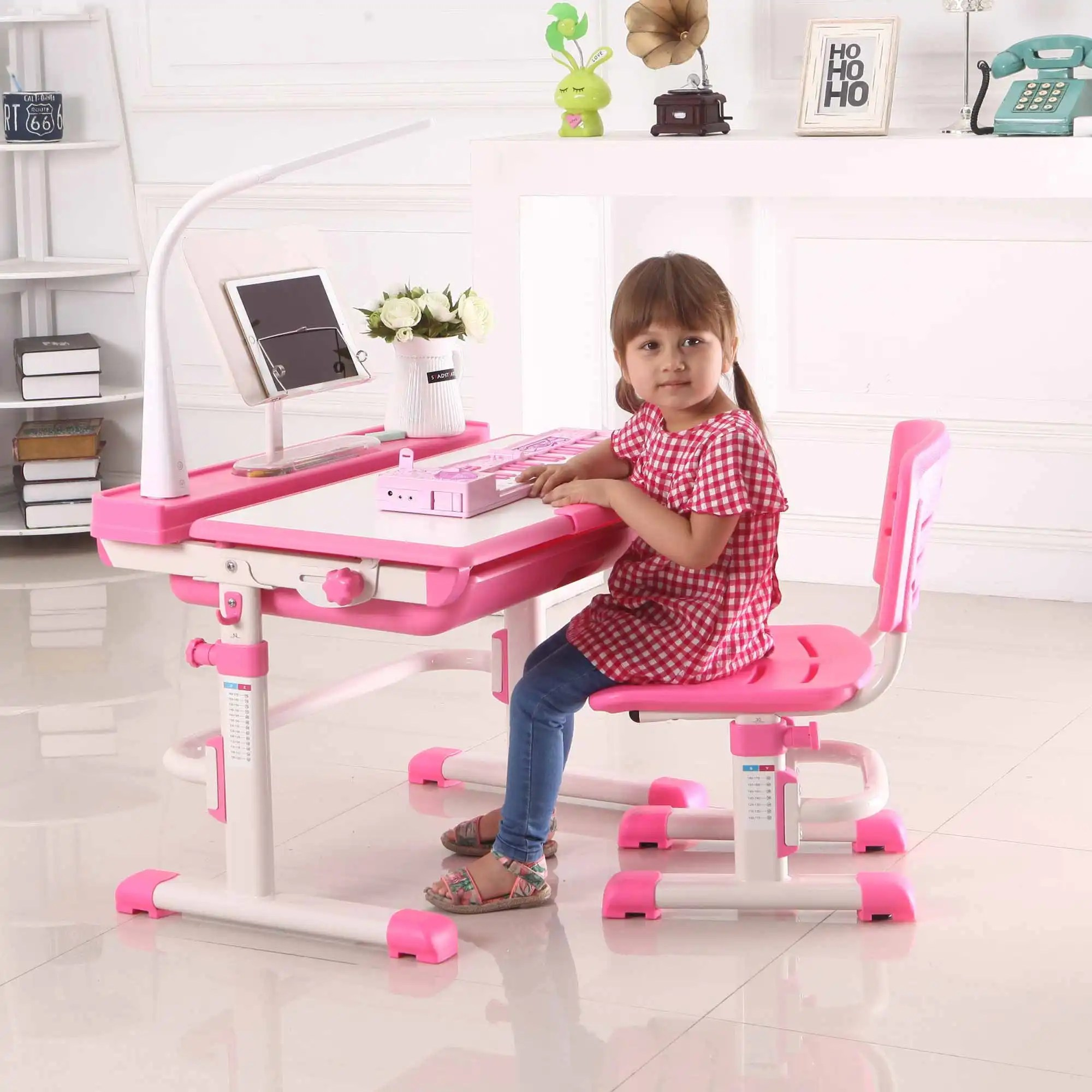 study table and chair for kids extreme gaming best desk quality children desks chairs  height