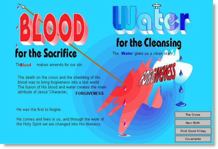 Blood & Water