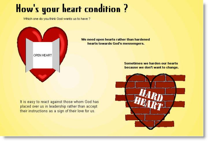 How's your heart