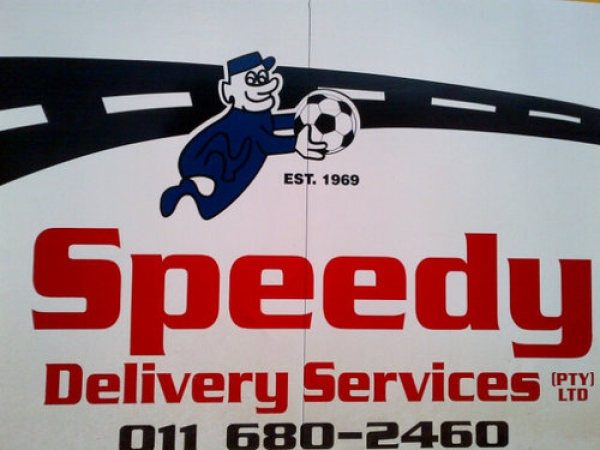 Speedy Delivery Services Pty Ltd Trucking