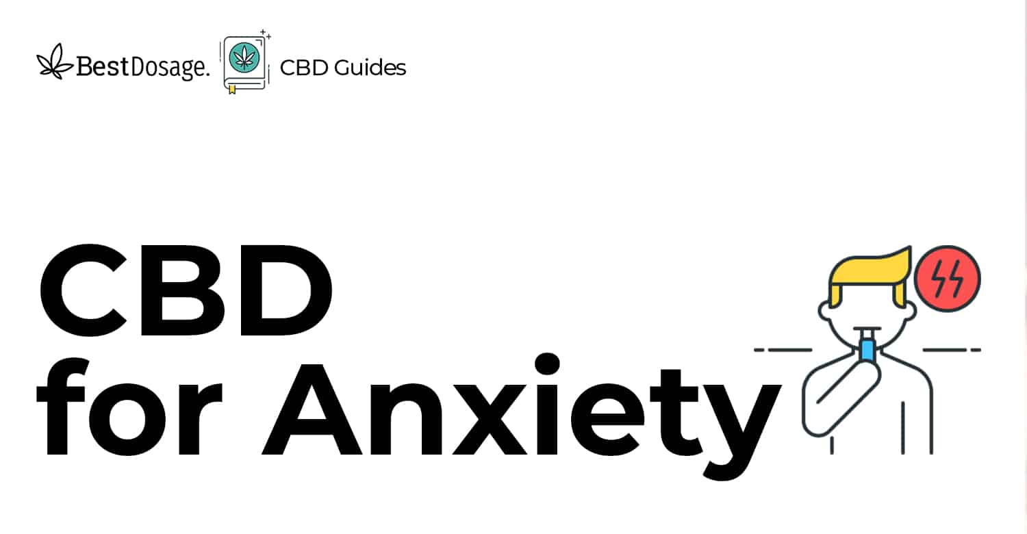 CBD Oil for Anxiety Relief, Everything you need to know.