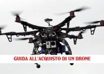 Guida Drone