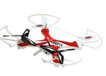 Drone Jamara rosso giacattolo