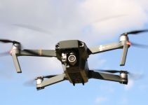 Drone DJI Mavic leggero
