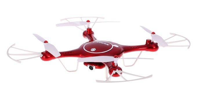 Drone Syma X5UW rosso