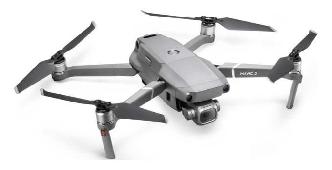 Drone DJI Mavic 2 grigio