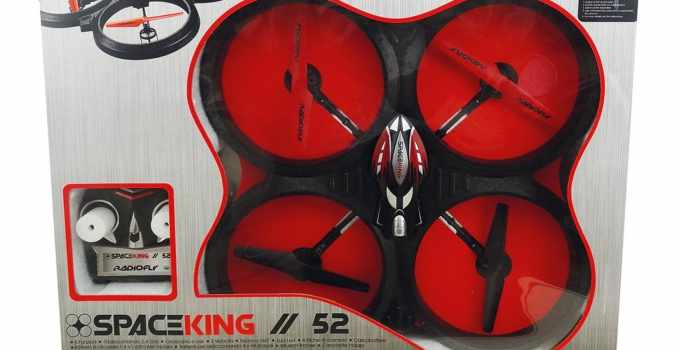 Drone Space King 52