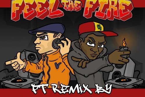 K-Warren & Benny V – Feel The Fire (Bladerunner Remix) [Dance Concept]