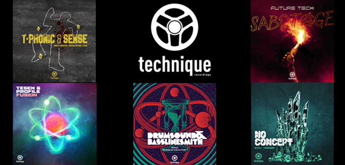 The Latest from [Technique Recordings]