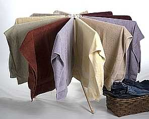 round tripod clothes drying rack amish rotating 16 arm design