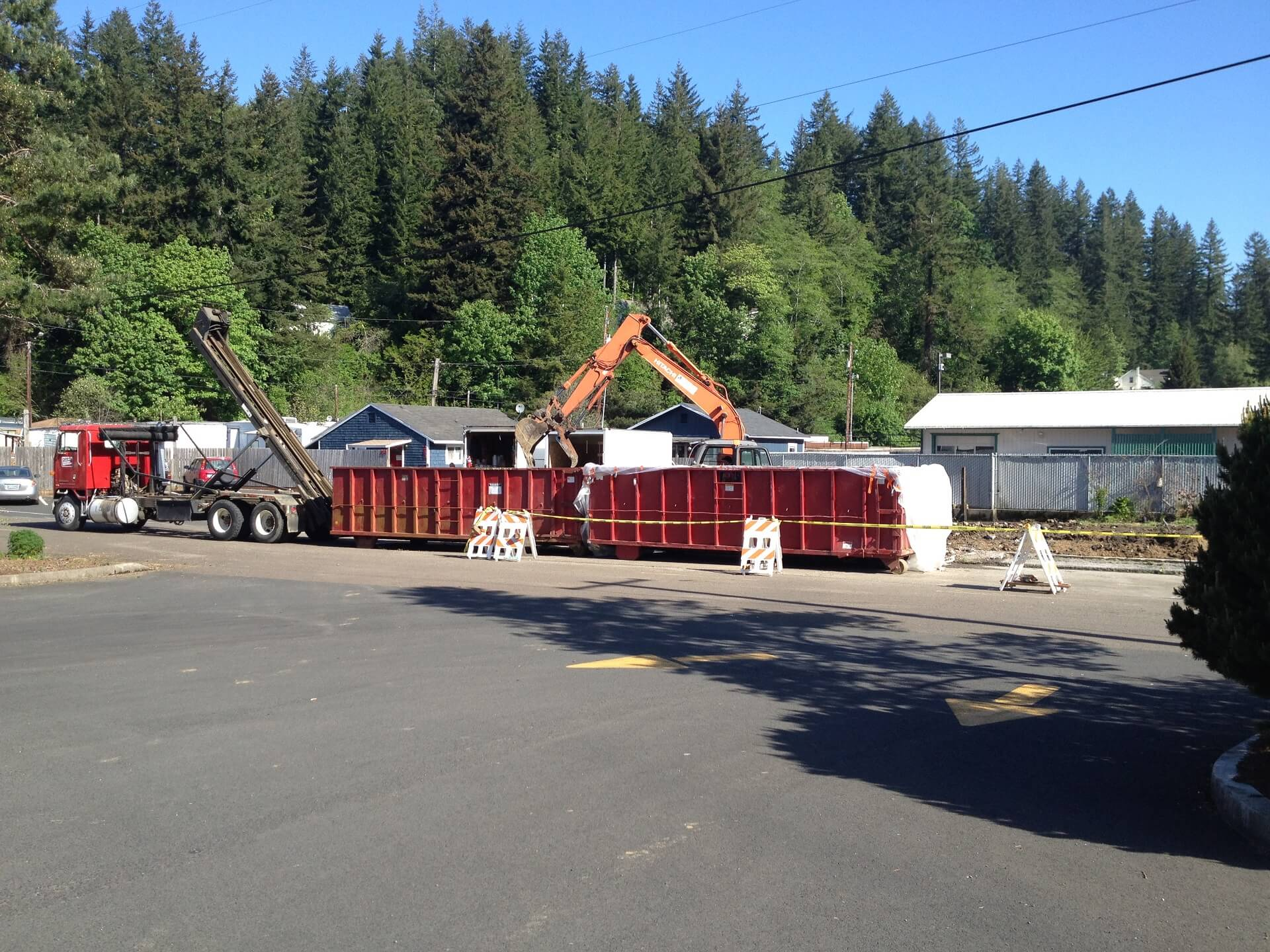 Asbestos Abatement Dumpster Services - Fort Collins Exclusive Dumpster Rental Services & Roll Offs Providers