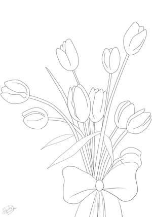 Malvorlagen Blumen Kostenlose Ausmalbilder Zum Ausmalen