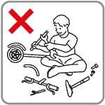 elektrische step veiligheid - no tuning