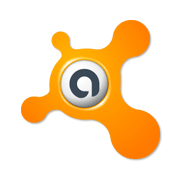 logo van avast antivirus software