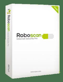 totale beveiling van roboscan