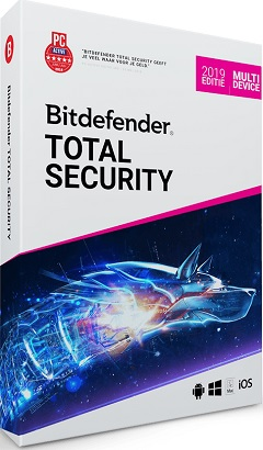 Bitdefender Total Security Multi Device 2019