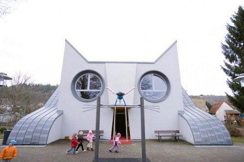 4. Kindergarten Wolfartsweier GÇô Karlsruhe, Germany