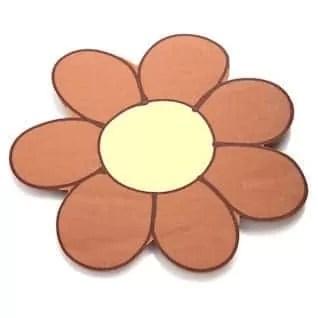chocolade bloem bestellen
