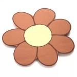 chocolade bloem
